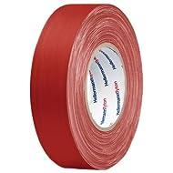 HellermannTyton Gewebeklebeband HelaTape Tex Rot (L x B) 50 m x 19 mm Kautschuk Inhalt: 1 Rolle(n)