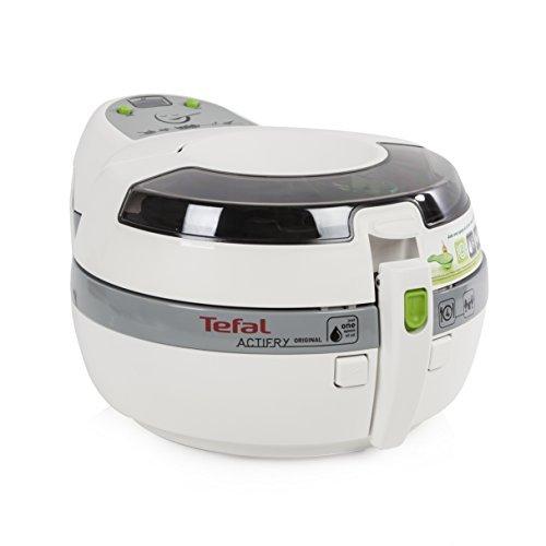 Tefal AL806040 ActiFry Low Fat Fryer, 1 kg - White by Tefal
