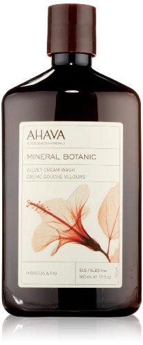 ahava-mineral-botanic-velluto-crema-lavaggio-hibiscus-e-fico-500ml