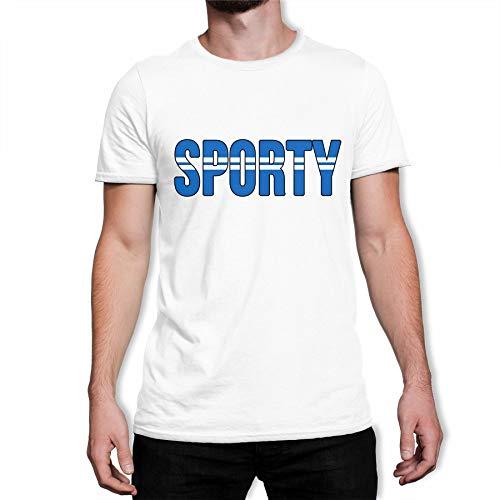 London Co. Sporty Spice Girls 2019 Tour Men's White T-Shirt