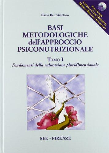 Basi metodologiche dell'approccio psico-nutrizionale