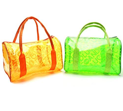 Kuke Frauen Verschiedene Muster gedruckt beiläufiger Schulter Tote Frühlings Sommer Strand Tasche Reisen Top Griff Tasche Grün