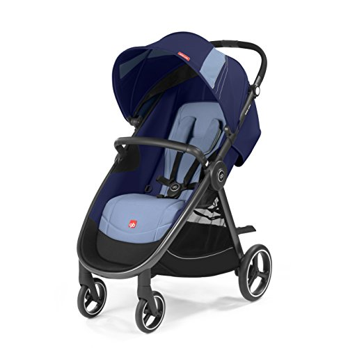 gb Gold Biris Air4, Kinderwagen, Kollektion 2018, sapphire blue