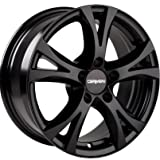 CARMANI 09 Compete black matt 6,5x16 ET49 5.00x112 Hub Bore 66.60 mm - Alu felgen