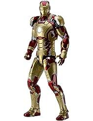 Figura Iron Man Mark XLII 46 cm. Iron Man 3. Escala 1:4. Con luz. NECA