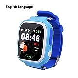 XuBa Écran Tactile WiFi positionnement Enfants Smart Watch Watch Locator pour Kid Safe - Best Reviews Guide