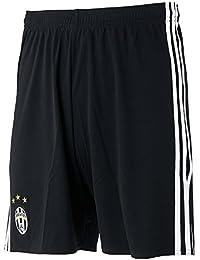 Juventus Pantaloncino Away Replica 2016-17 - Multicolore (Nero Bianco) 22402b033ca27