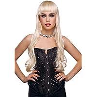 Pleasure Wigs Women's Lexxxie Wigs, One Size, Blonde