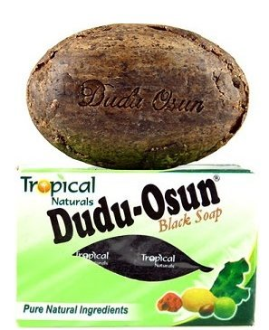 Dudu Osun 3er Pack schwarze Seife 450g -