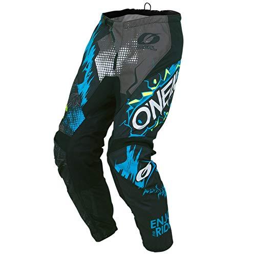O'Neal Element Youth Pants VILLAIN Grau 26 (12/14)