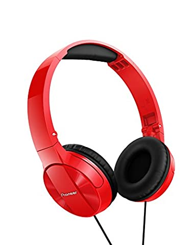 Pioneer SE-MJ503-R Casque Traditionnel Filaire