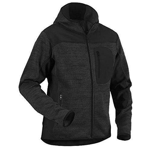 Preisvergleich Produktbild Blakläder 493021179799x XS Jacke Strick Größe XXS grau/schwarz
