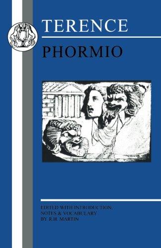 Terence: Phormio (Bristol Classical Press Latin Texts)