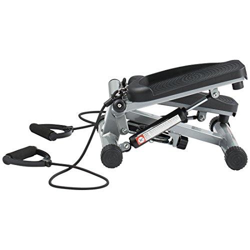 Ultrasport Swing Stepper, Twister, Ministepper inkl. Trainingsbändern - 6