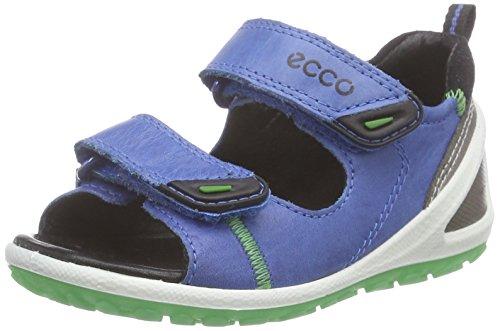 Ecco ECCO LITE INFANTS SA, Baby Jungen Lauflernschuhe Sandalen, Blau (COBALT/BLACK59445), 20 EU (4 Baby UK)