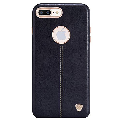 best sneakers 463fc ef4c2 NILLKIN Englon Series Leather Back Luxury Case Cover for Apple Iphone 7  Plus [5.5