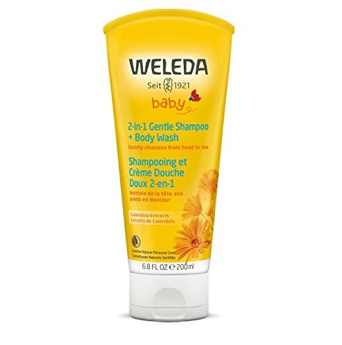 WELEDA Champú Y Gel Ducha Caléndula 1x 200 ml