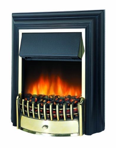411O69StfBL - Dimplex CHT20 Cheriton Freestanding Optiflame Electric Fire
