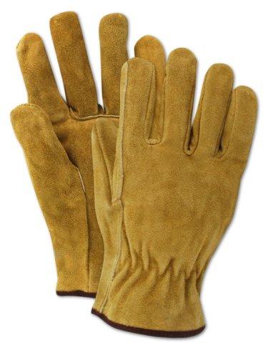 Magid Herren Pro Grade Collection Wirtschaft Wildleder Handschuhe, T345ETXL (Rindsleder Wildleder-handschuhe)