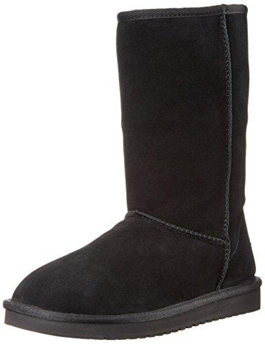 KOOLABURRA BY UGG Damen Koola Tall Hohe Stiefel, Schwarz (Black Blk), 38 EU (5 UK) -