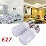 E27 3.5W weißes / warmes Weiß 420LM 5730SMD LED-Mais-Birnen-24V AC