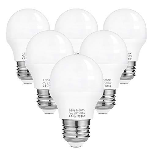 bunte Illu Glühlampe 25W E27-25er MIX farbige Ersatz Glühbirnen 25 Watt