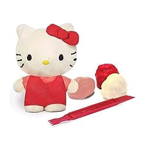 Bluw Kit Pâte à Modeler Hello Kitty, Cadeau Hello Kitty
