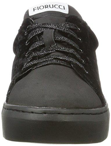 Fiorucci Damen Feai036 Sneaker Schwarz (Nero)