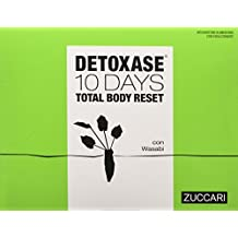 Zuccari 10 Days Total Body Reset Integratore Alimentare Purificante Detoxase - 10 Stick