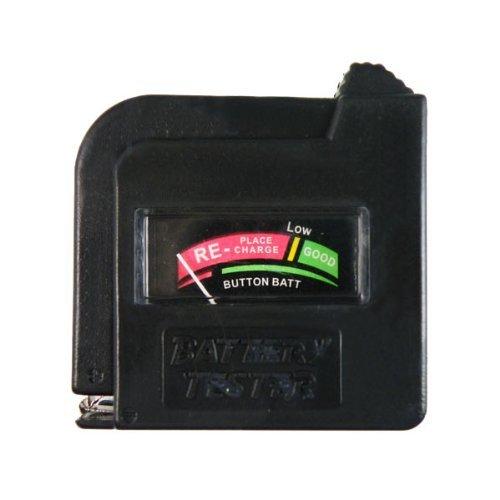 TOOGOO(R) BT-860 Universal Akku Batteriepruefer Spannung Tester fuer AA-AAA-C-D-N 9V Batterien Rundzelle Knopfzelle