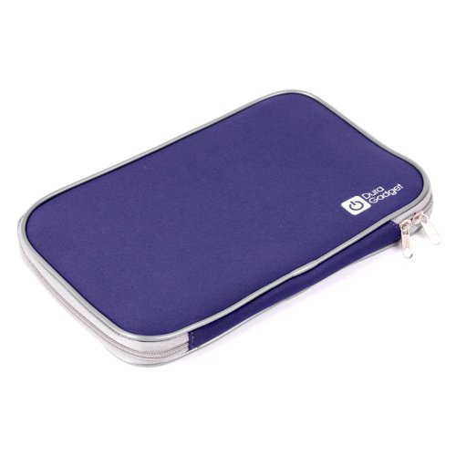 "Duragadget - Funda impermeable de 18"" para portátil y notebook para Acer Aspire 8920, color azul"
