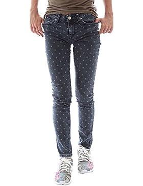 Fornarina BER1I87D844BI Jeans Mujeres