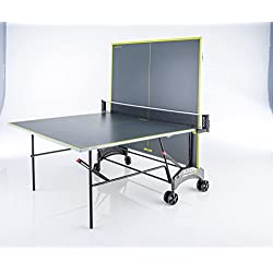 Kettler TT-Platte AXOS Indoor 1 - Mesa de ping pong, color multicolor, talla standard