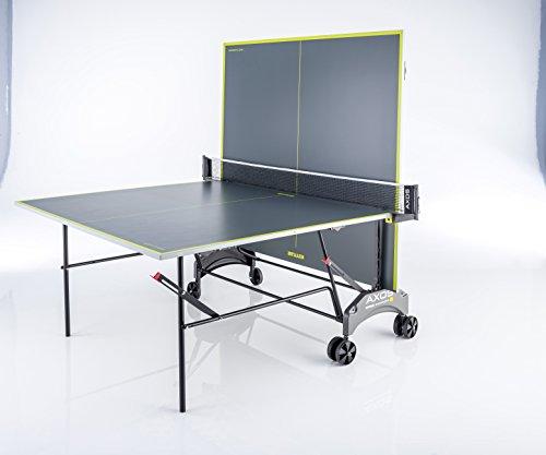 Kettler TT-Platte AXOS Indoor 1 grau/gelb 07046-900