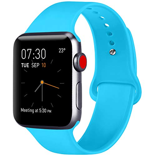 ATUP Correa Compatible Apple Watch Correa 38mm 42mm