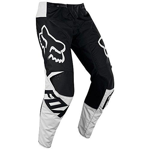 Fox Pants Junior 180 Race, Black, Größe Y26 Fox Motocross Hose