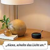 Das neue Echo Dot (3. Gen.) Intelligenter Lautsprecher mit Alexa, Anthrazit Stoff - 5