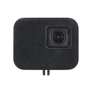 bouncevi 2 Pezzi Camera WindSlayer Schiuma Parabrezza Parabrezza per GoPro Hero 7/6/5 Spugna Antivento cap Wind Noise Reduction Cover