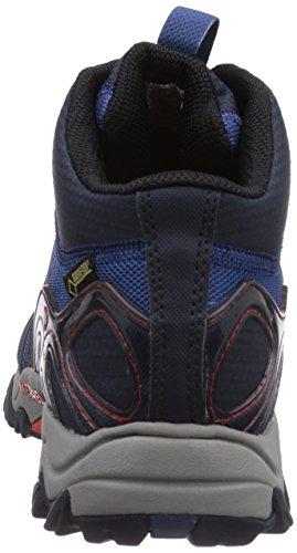 Merrell - Grassbow Sport Mid - Chaussure de randonnée - Homme - Bleu (Navy/Tahoe Blue)