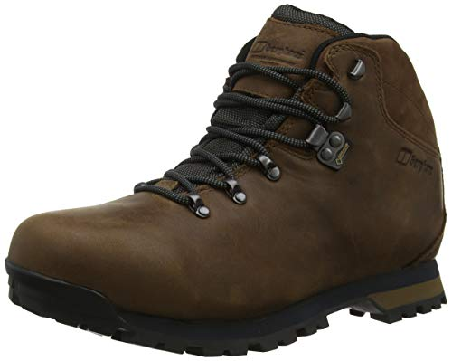 Berghaus Hillwalker II Gtx, Men's High Rise Hiking Shoes, Brown (Chocolate), 11 UK (45 1/2 EU) - 11 Mens Wasser-schuhe Size