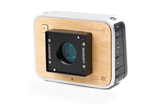Wooden Camera 167100 BMPC 4K Kamera Modification schwarz