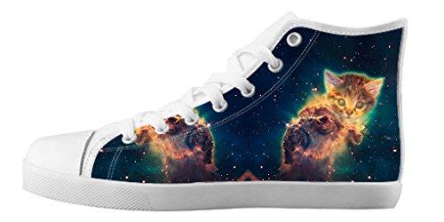 Kids Sneakers Footwear Lace Katze up Canvas B top Galaxy Schuhe Cat Dalliy High Shoes Galaxie 1qTxI