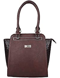 Kovi Papillon Women's Handbag (Brown)