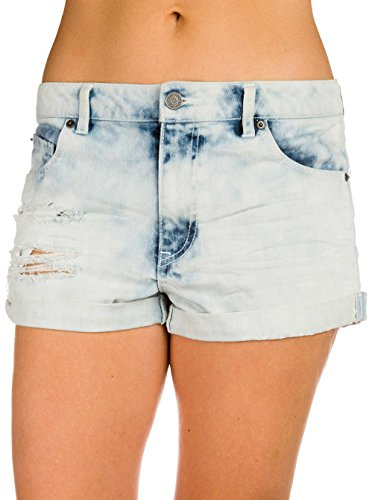 Volcom Damen Shorts Cosmic Blue