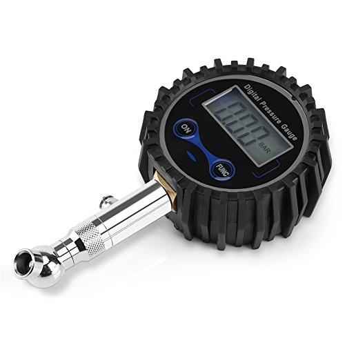 Messgerät Digital Auto-Indikator-Druck Reifen Digital-Hintergrundbeleuchtung für einfaches Test und Lesung 0~ 200psi