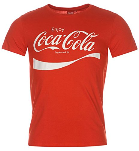 coca-cola-t-shirt-homme-multicolore-bigarre-multicolore-taille-unique