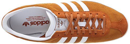 adidas Gazelle Og, Baskets mode mixte adulte Marron (Braun)