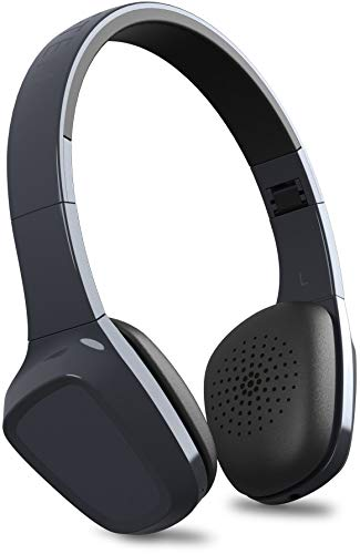 Energy Sistem Energy Headphones 1 Bluetooth - Auriculares de Diadema Cerrados (Bluetooth, Control Talk, Audio-In, bateria hasta 8 Horas, Plegables), Grafito