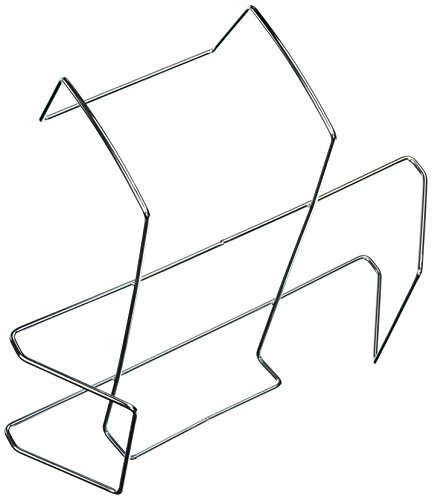 ERB Safety 17960 String Hard Hat Rack Hardhat Accessory, Small, Silver by ERB