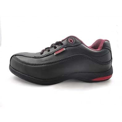 Delta Plus Chaussures–Chaussure Cuir Fleur Doublure Polyamide S2Noir Taille 36